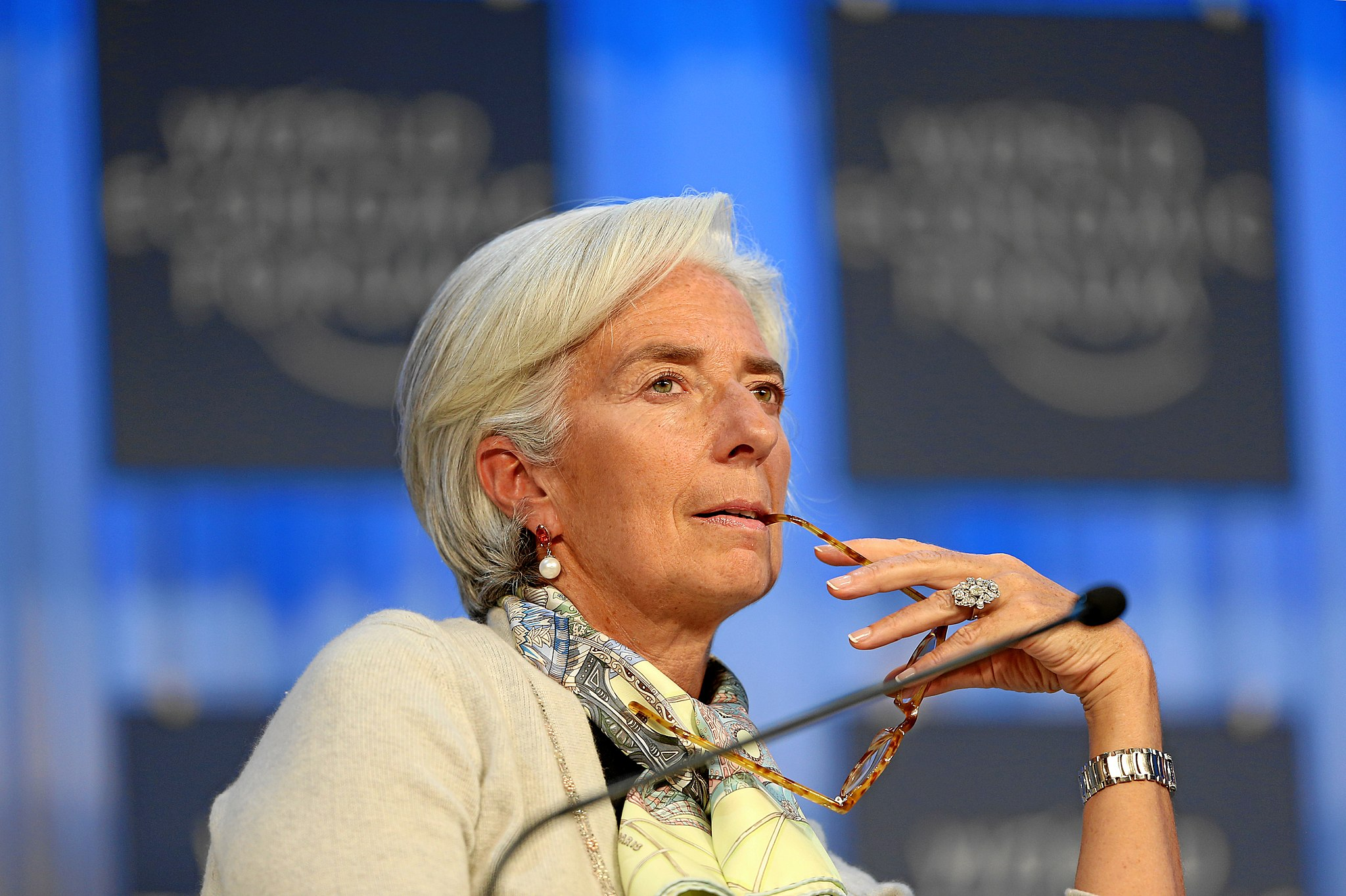 Christine Lagarde World Economic Forum 2013