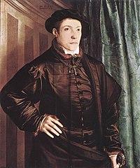 Portrait of Christoph Fugger