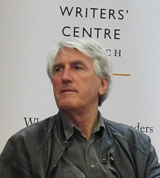 Christopher Bigsby - Bigsby at the Writers' Centre Norwich in 2011