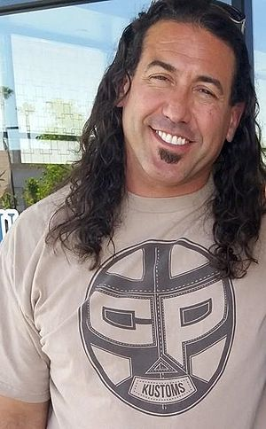 Chuck Palumbo - Palumbo in 2015.