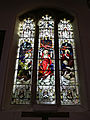 Church of St Mary Hatfield Broad Oak Essex England - south aisle stained glass window 2.jpg