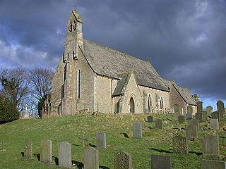 Farlam village in the United Kingdom