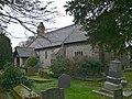 Churchyard, Dyserth Parish church - geograph.org.uk - 658304.jpg