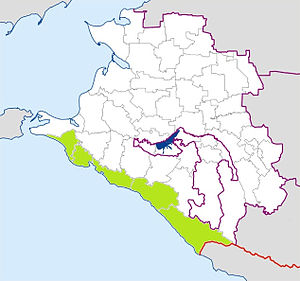 Circassia - The Circassian coast