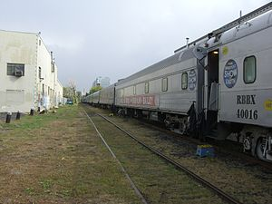 Grand Junction Railroad and Depot Company - Circus Train on the Grand Junction in 2007
