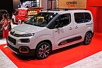 Citroen Berlingo, Paris Motor Show 2018, IMG 0700.jpg