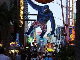 Universal City, California - Universal CityWalk, Universal City, CA