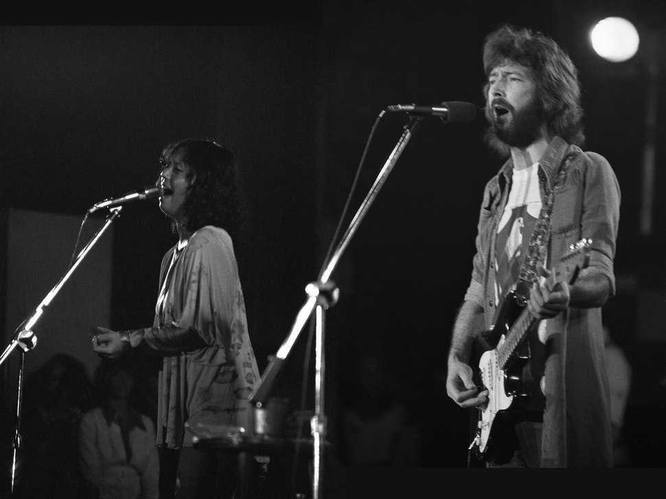 Clapton and Elliman
