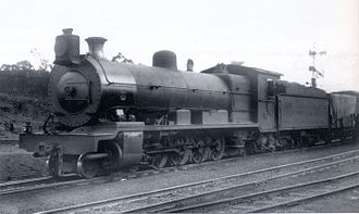 1915 in South Africa - Class 14B