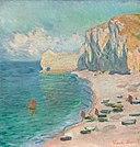 Claude Monet - Étretat, The Beach and the Falaise d'Amont - 1964.204 - Art Institute of Chicago.jpg