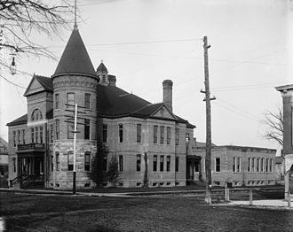 Cleary University - Cleary Business College, circa 1905