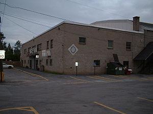 Clinton Arena - Image: Clinton Arena 2004 2