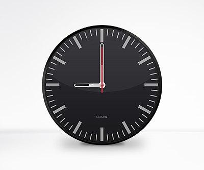 Clock - Dark 9.00am Graphics by Trisorn Triboon.jpg