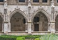 Cloister of the Saint Stephen cathedral of Cahors 28.jpg