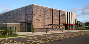 Cambourne - Cambourne Fitness and Sports Centre in October 2013