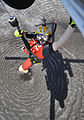 Coast Guard rescue swimmer completes first rescue 130529-G-RU729-853.jpg