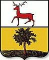 Coat of Arms of Gorbatov 1781.jpg