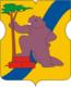 Khoroshyovo-Mnyovniki縣 的徽記