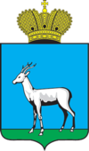 Coat of arms of سامارا
