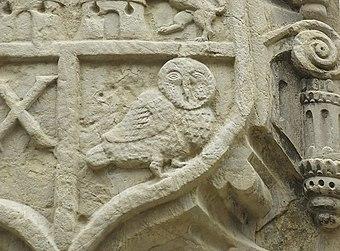 Coat of arms, Avilés. Detail.jpg
