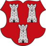 Coat of arms of Sremska Kamenica.png