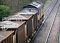 Colas Rail 66 Eastleigh East Yard to Hoo Junction Up Yard (12226022954).jpg