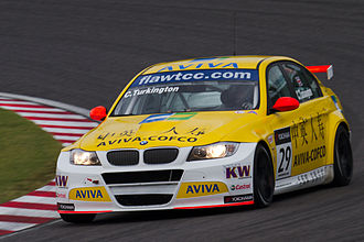 Wiechers-Sport - Colin Turkington driving for Wiechers-Sport at the 2011 FIA WTCC Race of Japan.