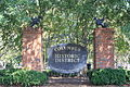 Columbus Historic District Sign Fourth Street.JPG