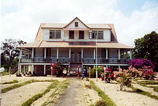 Totness, Suriname Resort and town in Coronie District, Suriname