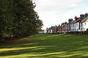 Gifford, East Lothian - Common Green, Gifford, East Lothian