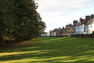 Gifford, East Lothian - Common Green, Gifford, East Lothian