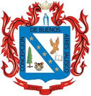 Concepción de Buenos Aires - Image: Concepciondba escudo