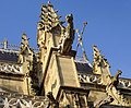 Conches gargoyles on Sainte-Foy.jpg