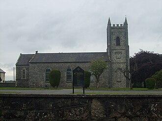 Convoy, County Donegal - St. Ninian's Church of Ireland Church, Convoy