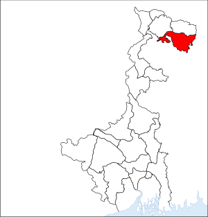 Cooch Behar district - Wikipedia, the free encyclopedia