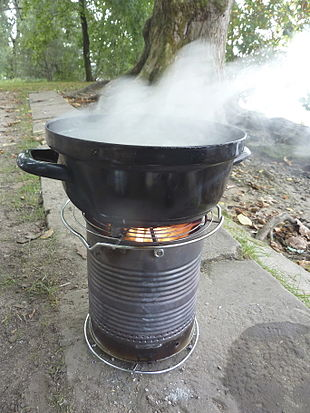 Hobo Stove Wikipedia