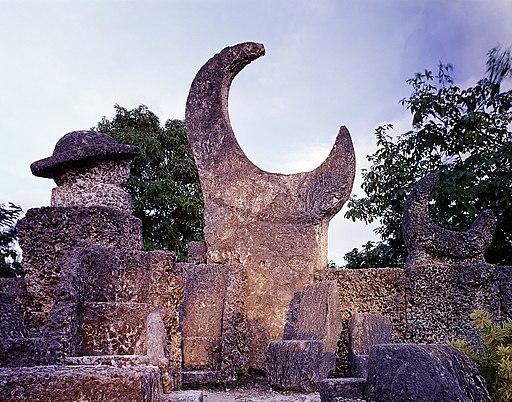 Coral Castle by Carol M. Highsmith