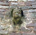 Corbel in Ludlow Castle chapel.JPG