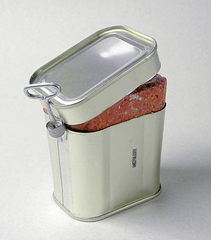 Bully beef - Canned corned beef