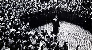 Corneliu Zelea Codreanu - Corneliu Zelea Codreanu and Iron Guard members in 1937