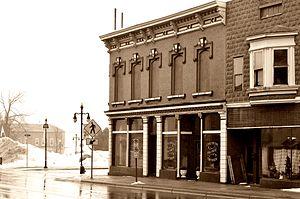 Constantine, Michigan - Constantine, MI, USA.