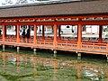Corridors, Itsukushima Shinto Shrine - DSC01945.JPG