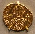 Costantinopoli, solido di leonzio, 695-698.jpg
