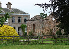 Coton Hall and former chapel near Birdsgreen (geograph 2168085).jpg