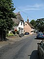 Cottages at Much Hadham - geograph.org.uk - 196605.jpg