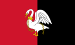 County Flag of Buckinghamshire.svg