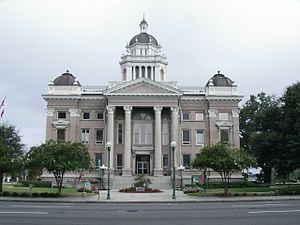 Lowndes County, Georgia - Image: Courthouse of Lowndes County, Georgia