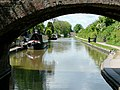 Coventry Canal through Bridge No 68, Amington, Staffordshire - geograph.org.uk - 1156978.jpg