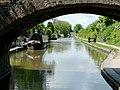 Coventry Canal through Bridge No 68, Amington, Staffordshire - geograph.org.uk - 1156978.jpg