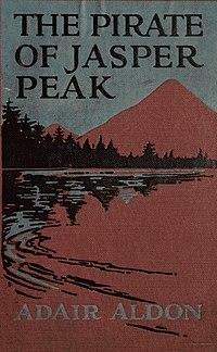 The Pirate of Jasper Peak cover